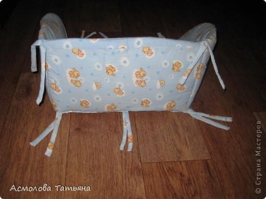 Вот такую сидушку я сшила за пару часиков для наших новых санок. фото 5