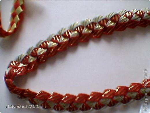 """браслеты из лент или """"фенечки"""" фото 5"""