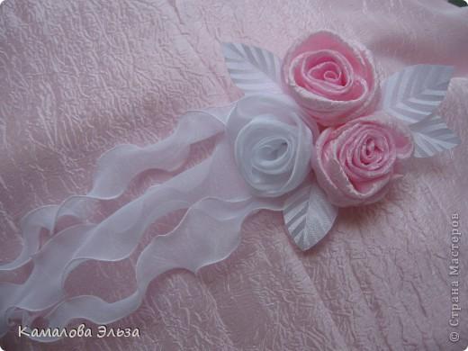 Цветы для штор из вуали мастер класс