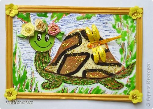 Здравствуйте! Меня зовут Ежуня! Я теперь живу у Олечки Экзотика! Меня вылепили чтобы я поздравила её с днем рождения! Я иду из леса с грибочками и красивыми веточками! Так хочется понравиться Олечке! фото 5