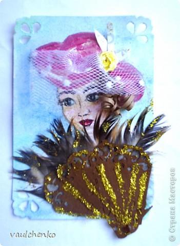 Здравствуйте! Меня зовут Ежуня! Я теперь живу у Олечки Экзотика! Меня вылепили чтобы я поздравила её с днем рождения! Я иду из леса с грибочками и красивыми веточками! Так хочется понравиться Олечке! фото 7