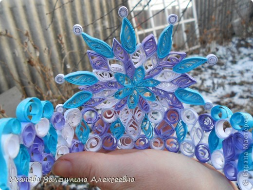 Скоро начнутся предновогодние праздники. Наша снежная королева будет волшебной в этой короне! фото 11