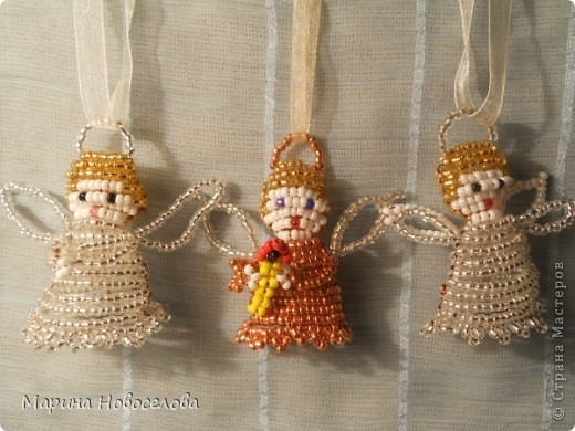 Очень милые ангелочки нравятся всем без исключения. Подарок на Рождество. фото 1
