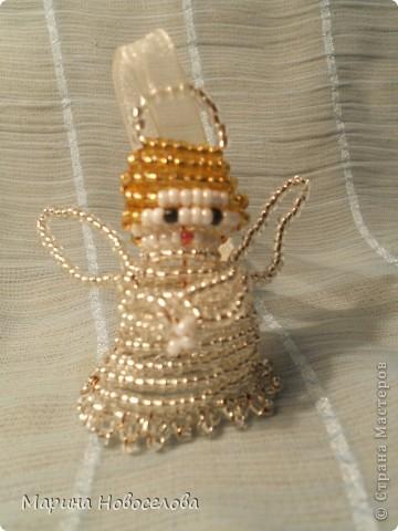Очень милые ангелочки нравятся всем без исключения. Подарок на Рождество. фото 5