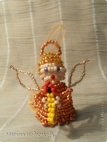 Очень милые ангелочки нравятся всем без исключения. Подарок на Рождество. фото 3