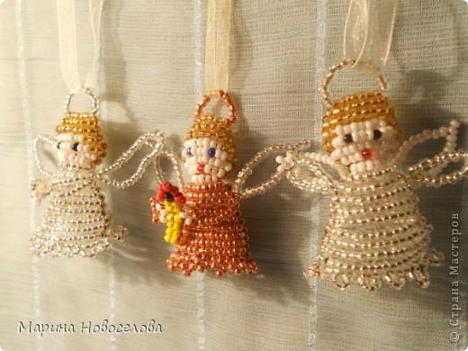 Очень милые ангелочки нравятся всем без исключения. Подарок на Рождество. фото 8