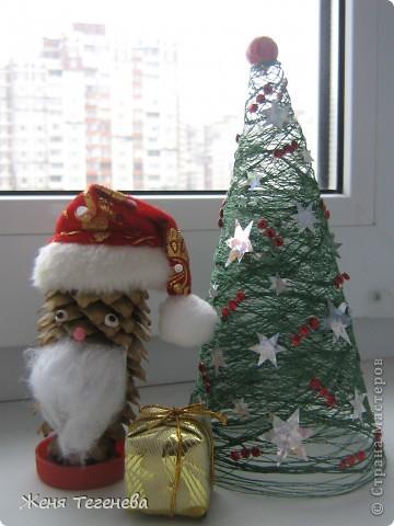 И я с новогодними поделками) фото 1
