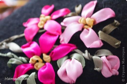 Украсим валенки цветами! фото 1