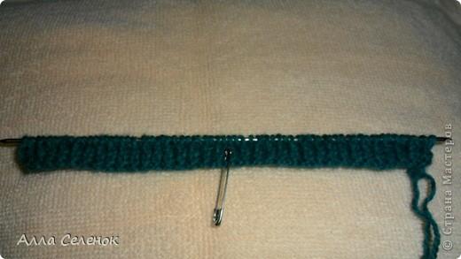 Гардероб Мастер-класс Вязание спицами Вязание тапочек-следочков Пряжа фото 2