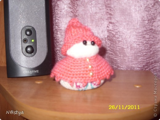 Какая миленькая девочка получилась у меня))) фото 1