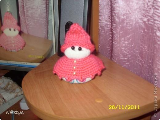 Какая миленькая девочка получилась у меня))) фото 3