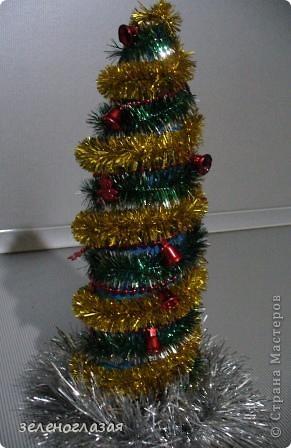Вот и я вырастила свою новогоднюю елочку фото 2