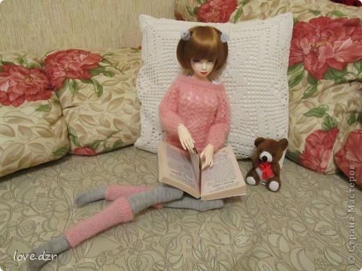 Одежда на куклу. фото 4
