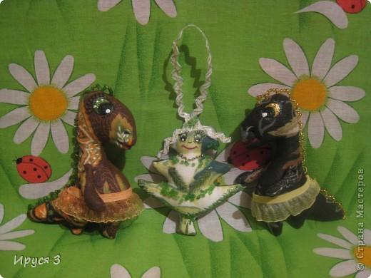 Дракончики и ёлочки -)))  фото 1