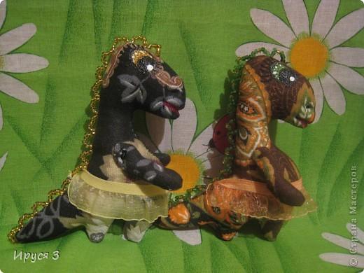 Дракончики и ёлочки -)))  фото 2