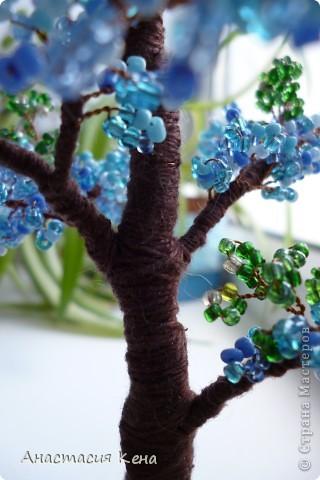 Деревья из бисера (1, 3) Бисероплетение.