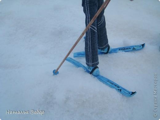 Вот и пришла пора быстрой,экстремальной лыжни!!!Снег хрустит под ногами,приятный морозец щиплет щеки,настроение бодрое...предвкушение ...покатаемся!!!! фото 4