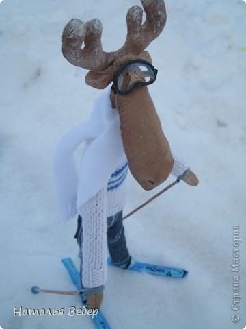 Вот и пришла пора быстрой,экстремальной лыжни!!!Снег хрустит под ногами,приятный морозец щиплет щеки,настроение бодрое...предвкушение ...покатаемся!!!! фото 9