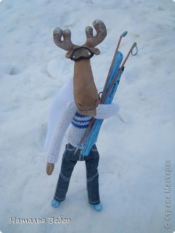 Вот и пришла пора быстрой,экстремальной лыжни!!!Снег хрустит под ногами,приятный морозец щиплет щеки,настроение бодрое...предвкушение ...покатаемся!!!! фото 10