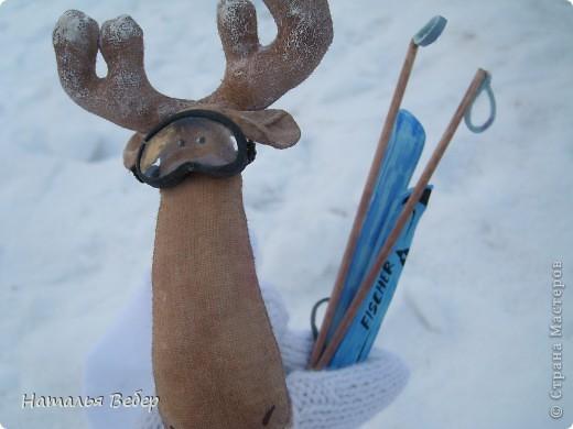 Вот и пришла пора быстрой,экстремальной лыжни!!!Снег хрустит под ногами,приятный морозец щиплет щеки,настроение бодрое...предвкушение ...покатаемся!!!! фото 2