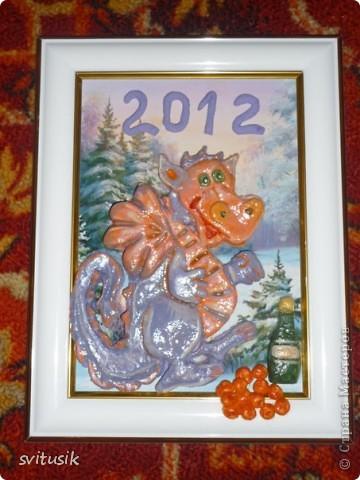 Новогодние панно, символ года фото 4