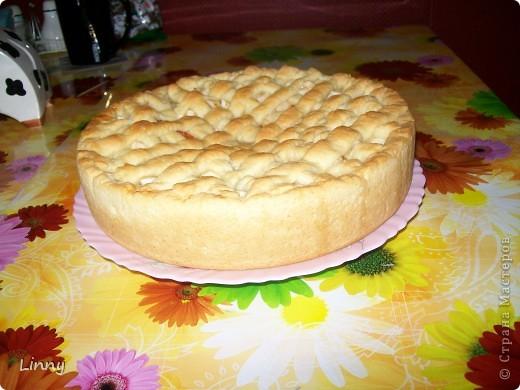 Песочное мягкое тесто отлично сочетается с кисловатой начинкой) фото 2