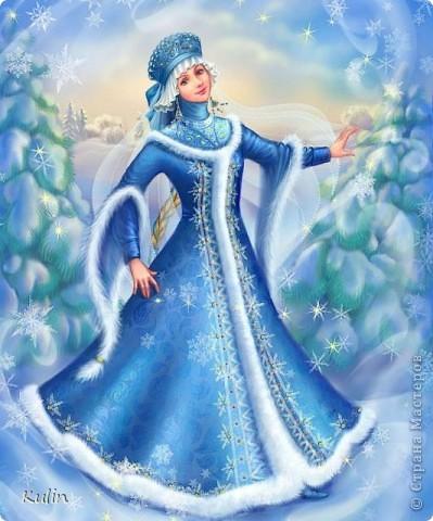 Вот такая девочка-снегурочка, вмеру холодная и вмеру грустная и веселая одновременно фото 4