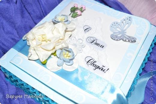 Коробочка для денежного подарка на свадьбу фото 3