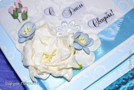 Коробочка для денежного подарка на свадьбу фото 9
