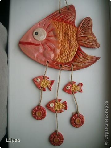 Рыбка - мамка фото 1