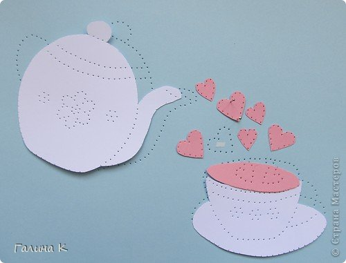 Заварила для вас сегодня этот праздничный чай! фото 8