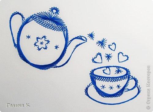 Заварила для вас сегодня этот праздничный чай! фото 3