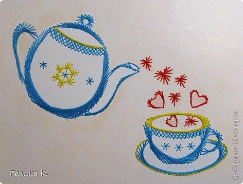 Заварила для вас сегодня этот праздничный чай! фото 2