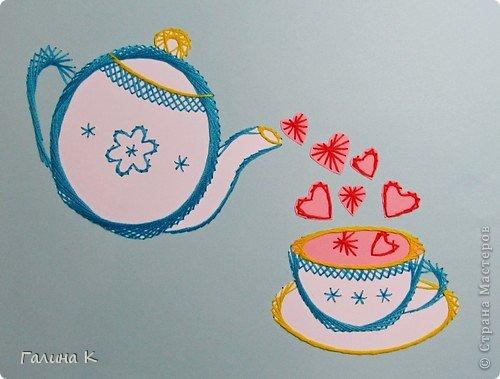 Заварила для вас сегодня этот праздничный чай! фото 1