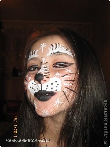 маска для снежной королевы фото 5