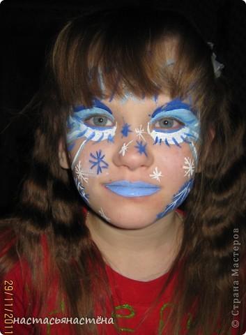 маска для снежной королевы фото 1