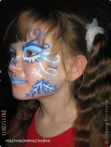 маска для снежной королевы фото 3