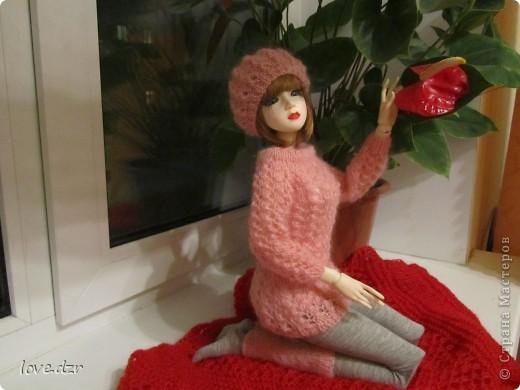 Одежда на куклу. фото 5