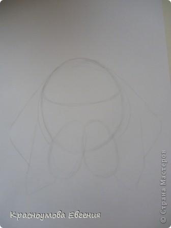 Здравствуйте! Я собираюсь показать вам, как я рисую бигля! Берите карандаш, бумагу и резинку! Приступим... фото 3