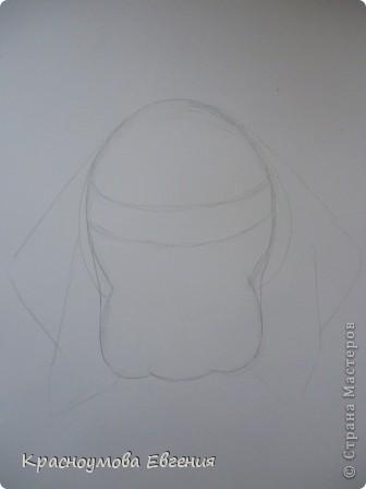 Здравствуйте! Я собираюсь показать вам, как я рисую бигля! Берите карандаш, бумагу и резинку! Приступим... фото 5