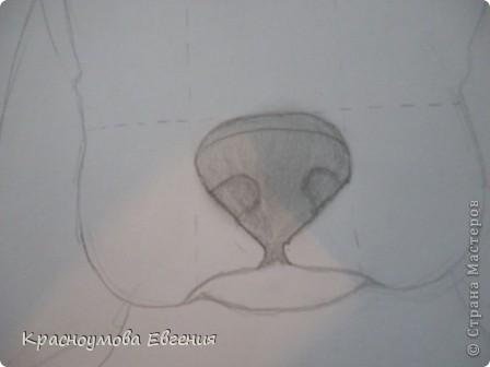 Здравствуйте! Я собираюсь показать вам, как я рисую бигля! Берите карандаш, бумагу и резинку! Приступим... фото 19