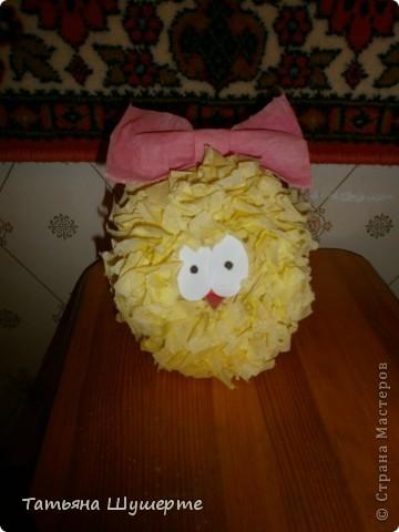 Цыплёнок на Пасху