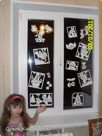 """Такие веселые снеговички жили у нас возле елочки в прошлом году. Дочка так наловчилась """"снежные кубики"""" делать - быстрее меня. Воспользовались МК Просняковой Татьяны Николаевны https://stranamasterov.ru/technics/snowman.html Татьяна Николаевна, спасибо Вам огромное!!!! фото 14"""