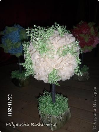 Эти деревья я смастерила для того, чтобы подарить на день матери участникам конкурса в моем клубе. фото 2
