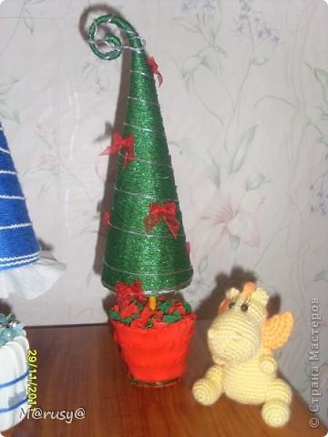 такие ёлочки получились у меня)))) фото 3