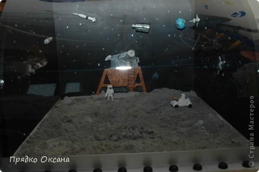 Луна и лунная капсула. фото 1