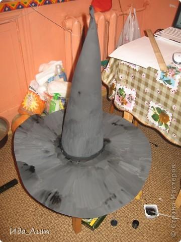 Вот такой колпак ведьмы. фото 2