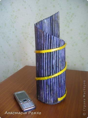 А вот и обещенная ваза , вид до покраски. фото 2