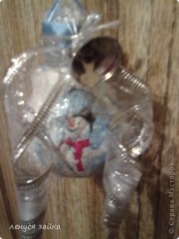 это бутылочка сделана для сыночка моего-на ней 7 ангелочков. фото 8