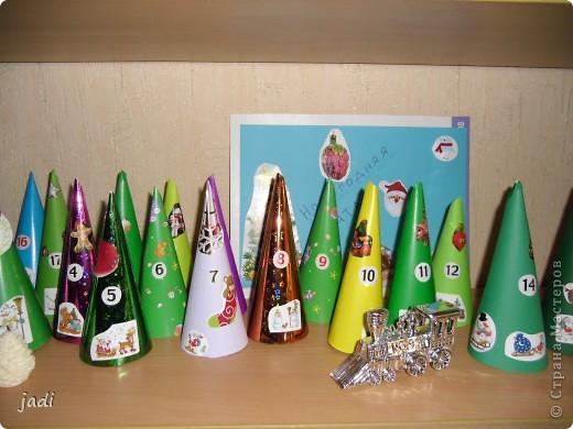 Наш календарь ожидания нового года. фото 2